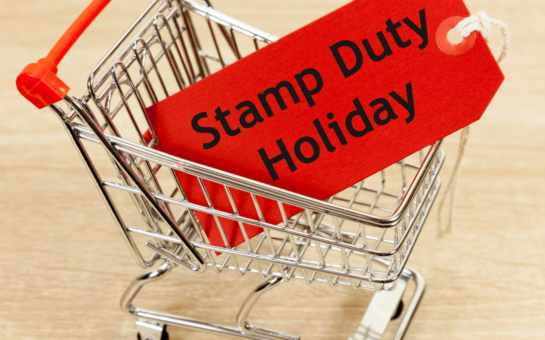 Boost for housing market as stamp duty holiday introduced