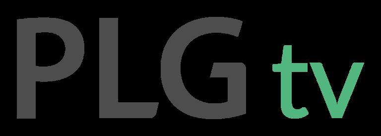 PLG tv Logo